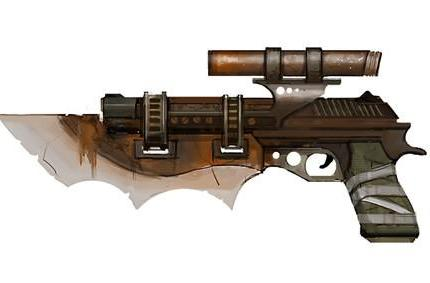 Fallout Online newsletter tells stories and shows off new weapons