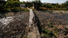 'The trash never stops': Indonesia battles to clean up rivers