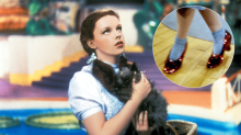 'Wizard of Oz' ruby slippers found 13 years after they were stolen