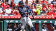 MLB's No. 1 prospect belts first big-league HR