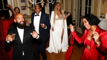 Pregnant Beyoncé and Jay Z Let Loose at Solange's Grammys Afterparty