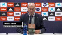 """35e j. - Zidane : """"Mendy est au niveau"""""""