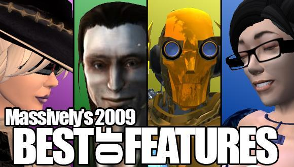 Massively's top 5 original features for 2009