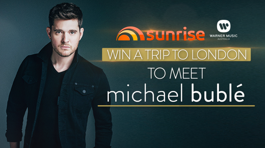 Win A Trip To London To Meet Michael Bublé