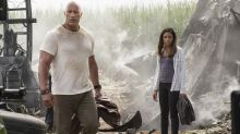 The Rock's Rampage is getting a bit of a kicking