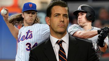 Bold new Mets GM is swinging for the fences