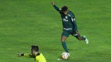 Scarpa lamenta derrota do Palmeiras: 'Não fomos suficientes'