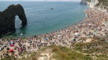 Durdle Door beach: Three seriously injured after jumping off cliffs at Dorset beauty spot