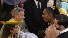 Los famosos invitados a la boda real