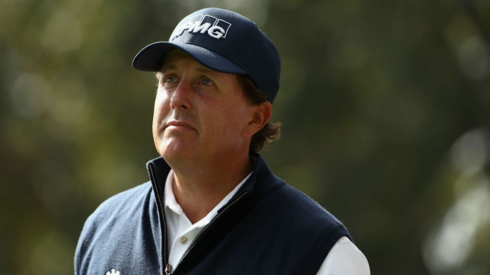 Phil Mickelson: Lexi Thompson penalties should be reversed