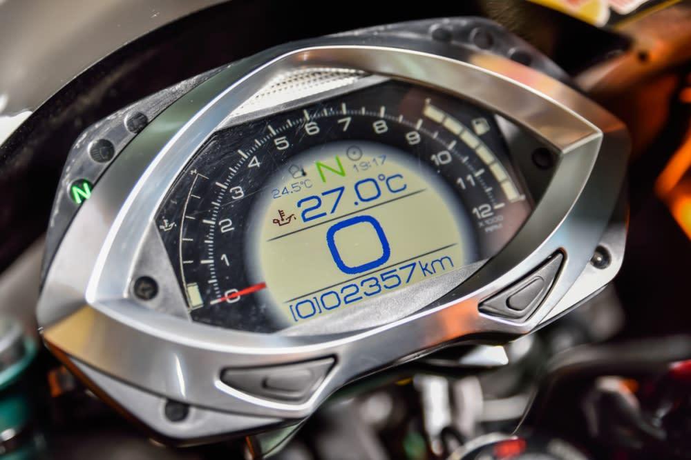 多功能的儀錶板為車輛帶來更多樂趣,外觀質感也不錯。