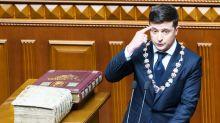 Ukraine's New President Volodomyr Zelenskiy Vows Reform. Or Is It Revenge?
