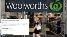 Shoppers warn over 'dodgy' Woolworths email scam