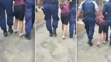 Polícia algema menina autista de 9 anos durante crise em escola na Austrália