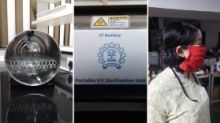 UV Sanitizer, Masks: IIT Bombay Innovates to Combat COVID-19