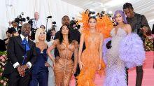Las Kardashian-Jenner sin Kourtney ni Khloe