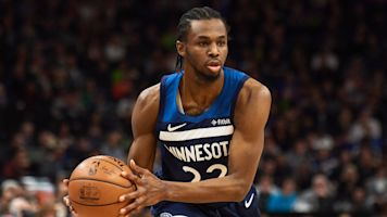 Report: Andrew Wiggins' home burglarized in L.A.