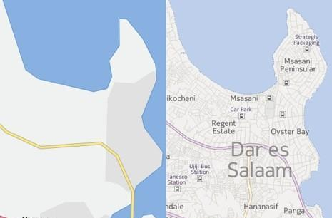 Flickr brings in Nokia map data for precise geotagged photos, Instagram shots just got eerily accurate