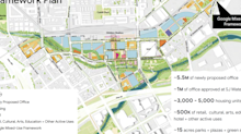 Google reveals draft vision for its huge downtown San Jose project