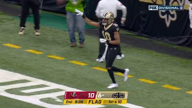 Can't-Miss Play: Jameis Winston burns Bucs for tricky 56-YARD TD bomb