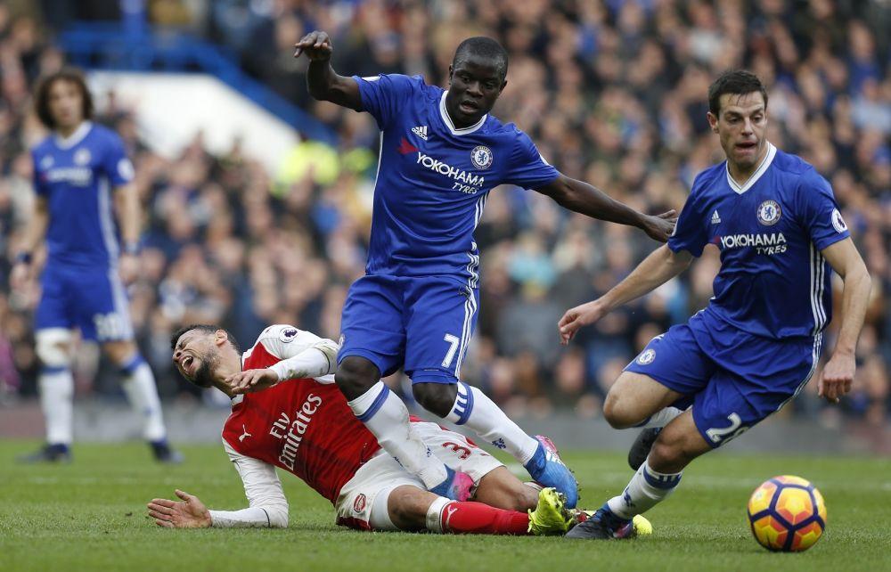 Premier League: le onze de la saison est tombé et N'Golo Kanté y figure