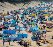 Coronavirus: 'Ignorant' holidaymakers criticised by Cornwall Council for refusing to wear masks amid fears of infection spike in UK tourist hotspots