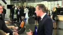 Cameron Pushes Reform Agenda at Riga Summit