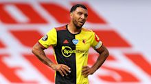 Captain Troy Deeney may have played his last game for relegated Watford