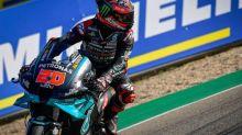 Moto - MotoGP - Aragon - GP d'Aragon: Fabio Quartararo de retour en piste