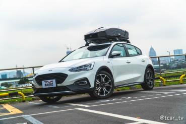 [新車試駕] 長高 視野更開闊了 Ford Focus Active 德哥試駕