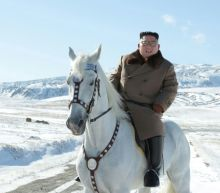 Kim's horseback ride spurs policy shift speculation
