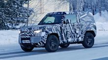 Lego announces 2020 Land Rover Defender Technic set