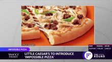 Little Caesar's is rolling out a plant-based pizza