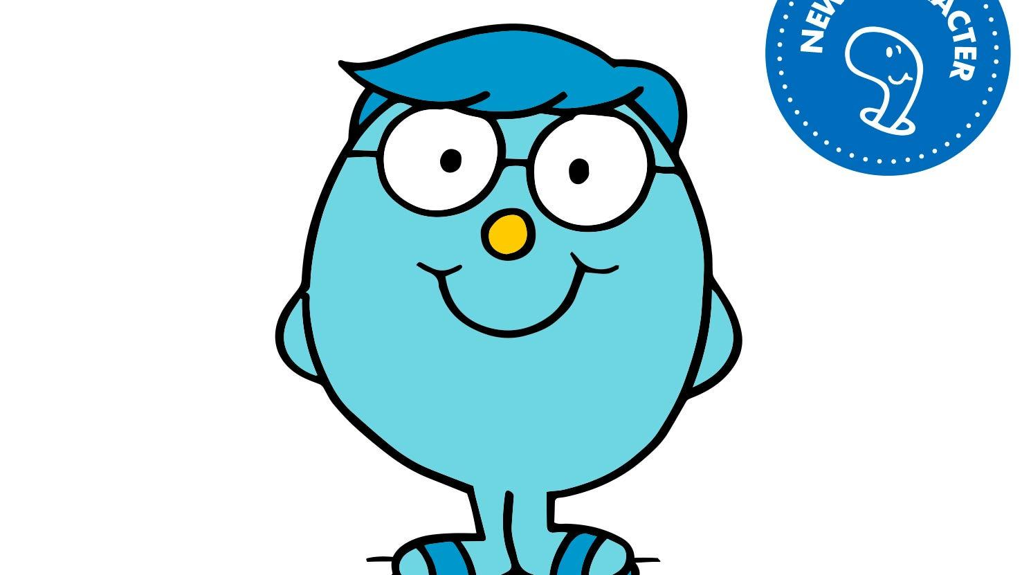 Little Miss Brave and Mr Calm unveiled as new Mr Men characters