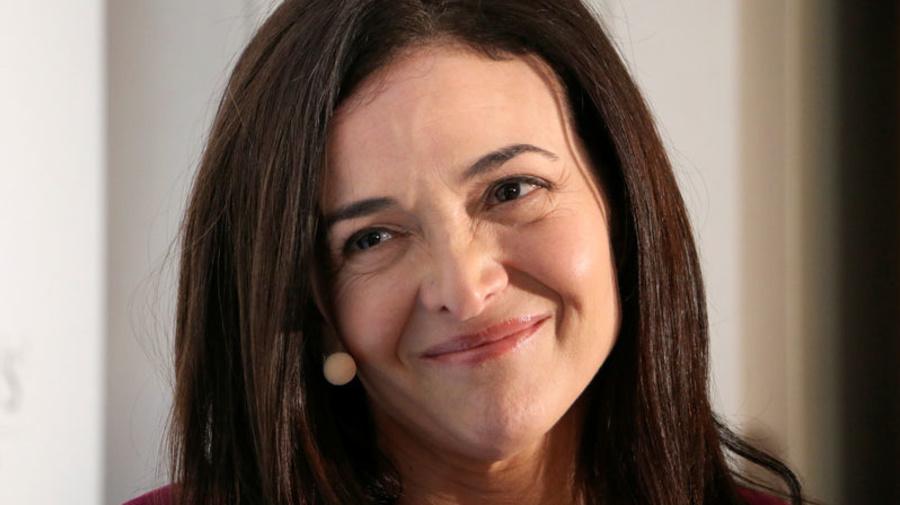 Sandberg says Facebook must earn back trust