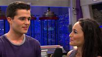 Spencer Boldman Discusses Lab Rats