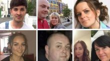 Who are the victims of the Manchester terror attack?