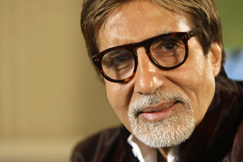 Virus Outbreak India Bollywood Superstar