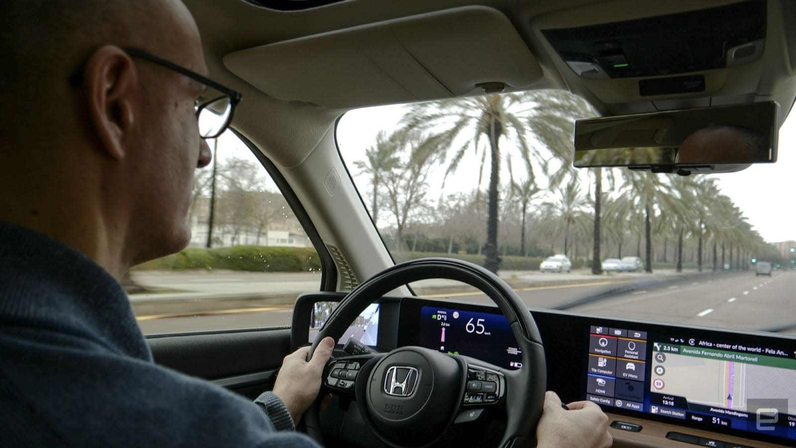 Honda E electric car first look