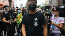 Hong Kong protests: court adds to activist Joshua Wong's jail time with four-month sentence for 2019 mask demonstration