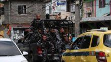 La Policía brasileña realiza la mayor incautación conjunta de armas y drogas en Río