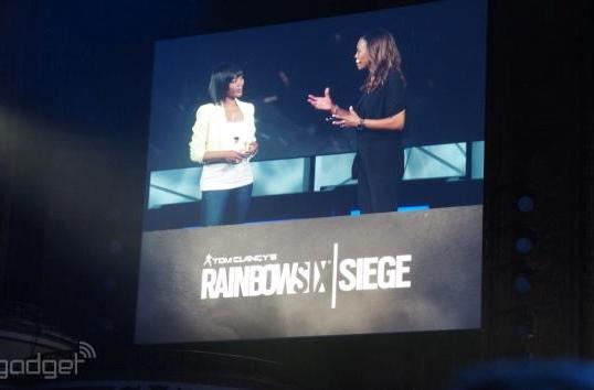 'Rainbow Six Siege' has Angela Bassett, beta launches September 24th