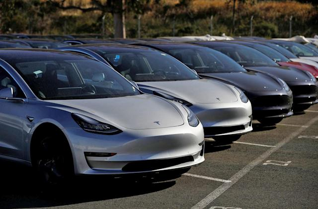 Tesla made 5,031 Model 3s in a week