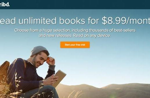 Scribd launches subscription e-book service for Android, iOS and web