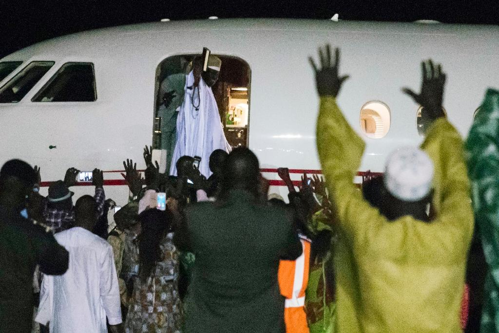 At Least 8000 Gambians Return Home Since Jammehs Exit Un