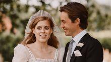 Beatriz de York y Edoardo Mapelli ya se han casado: su historia de amor en imágenes