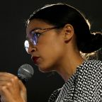 Alexandria Ocasio-Cortez Joins Climate-Change Protest in Pelosi's Office