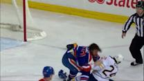 Zenon Konopka and Luke Gazdic scrap