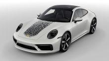 Porsche Exclusive Manufaktur can paint a fingerprint on a 911's hood