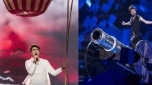 Ireland booted out but Romania's yodelling rappers make it through to Eurovision final